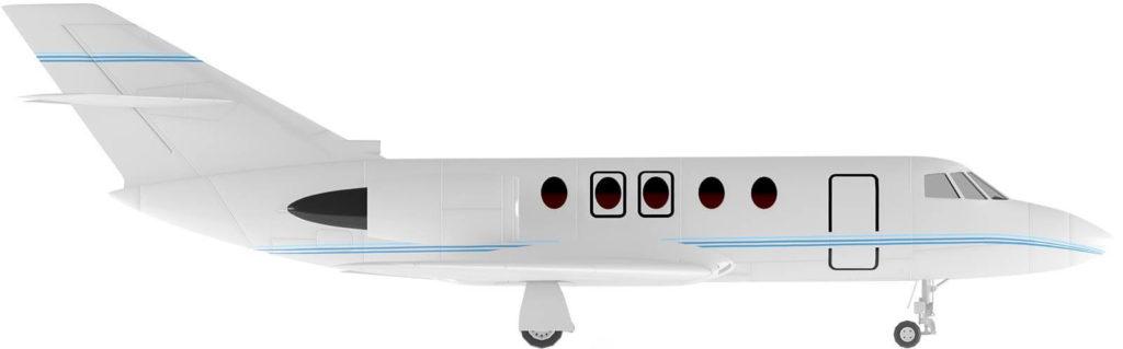 plane side