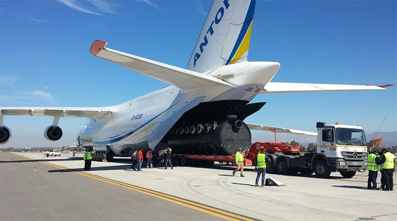 cargo aircraft air dynamic