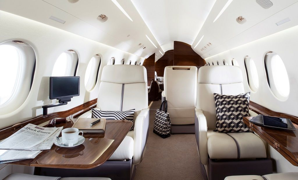 Air Dynamic Jet fleet