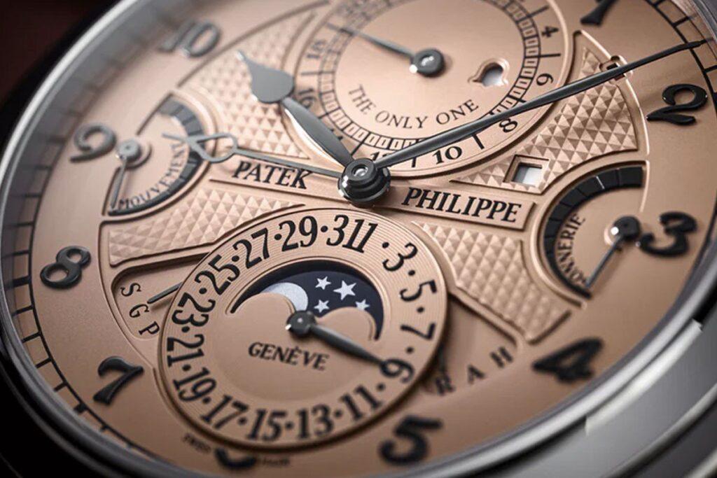 ptek philippe rare watches air dynamic
